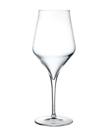 Bicchieri da vino rosso in cristallo