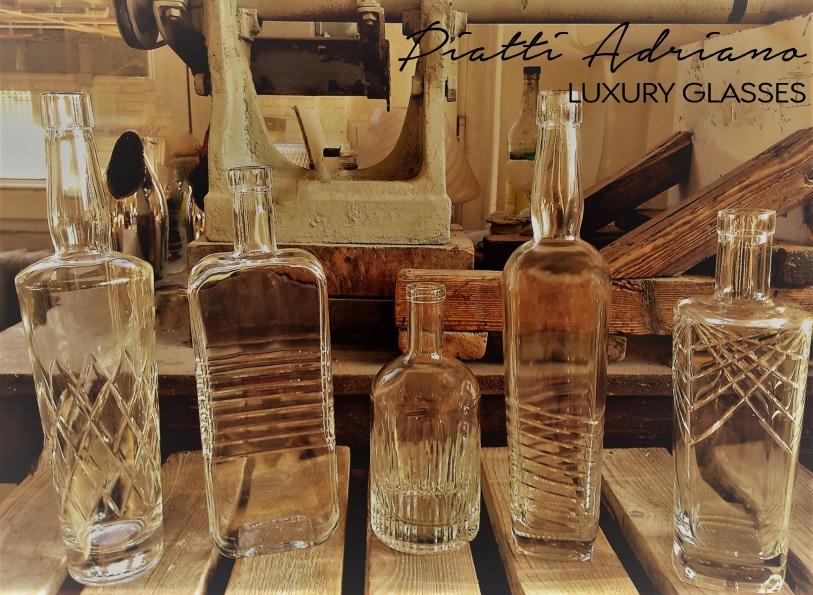 luxury bottles lavorazioni
